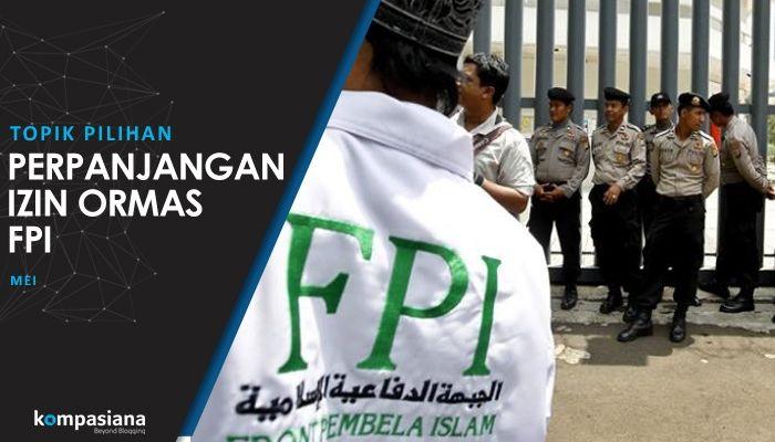 Indonesia tanpa HTI,  FPI, dan MUI?