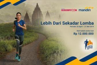 Hanya Ada di Indonesia, Marathon Sambil Menikmati Keindahan Alam dan Keunikan Tradisinya