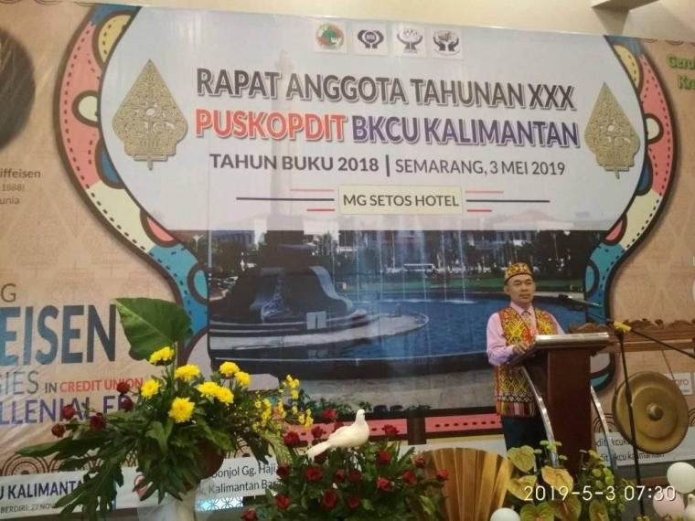 Menyalakan Ideologi Raiffeisen dalam Credit Union Nusantara