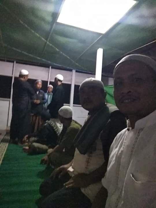 Safari Ramadhan Sebait Cerita di Tanjakan Lesten