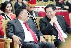 Harmonis dan Kompaknya Gubernur dan Wakil Gubernur Sulawesi Utara, Contoh Model Penyelenggaraan Pemerintahan Daerah
