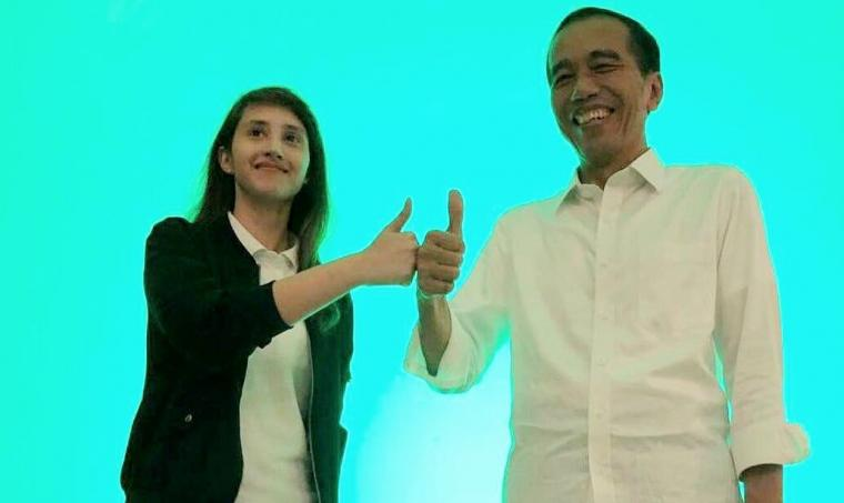 Jika Tsamara PSI Masuk Kabinet, Cocok Jadi Menteri Apa Ya?