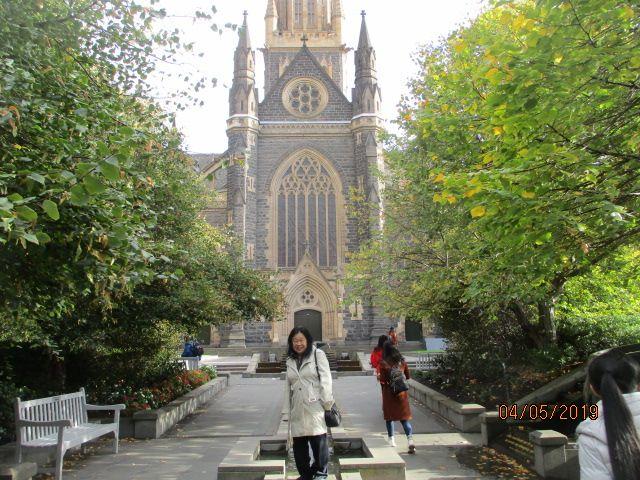 Katedral Terbesar dan Tertinggi di Melbourne