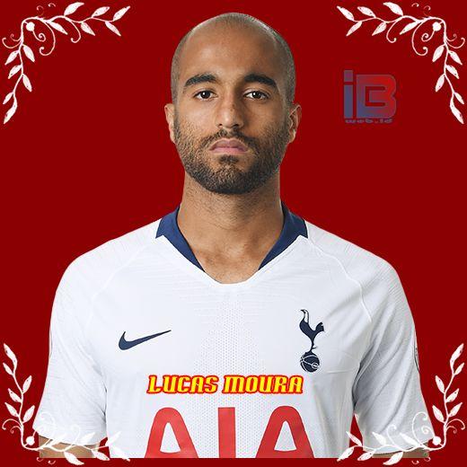 Sosok Lucas Moura Pahlawan Spurs