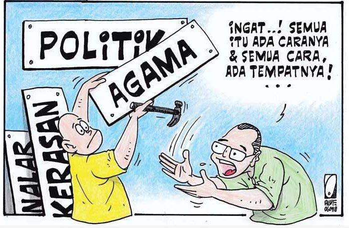 Mengadopsi Spirit Agama dalam Politik