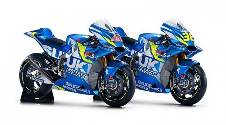 Suzuki Tegaskan Tak Turunkan Tim Satelit di MotoGP 2020