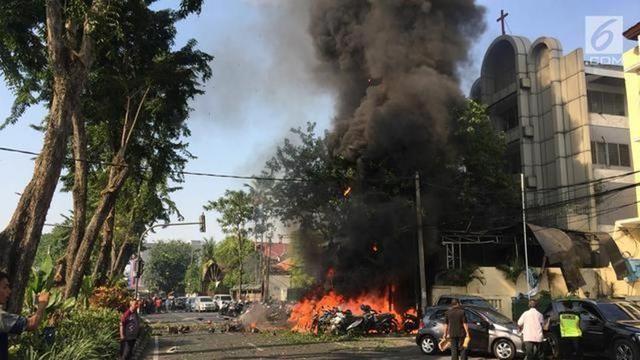 Pengaruh Peristiwa Terorisme terhadap Nilai Kemanusiaan di Indonesia