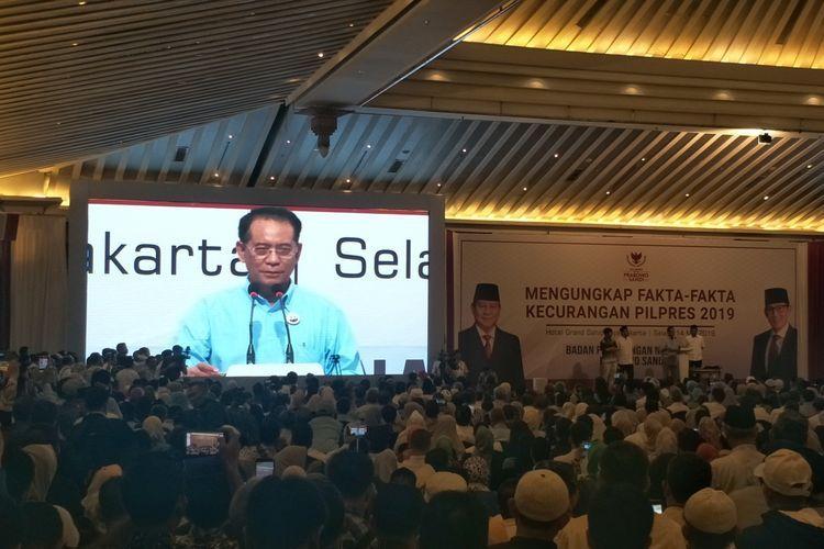 """Dua Kelucuan """"Bukti Kecurangan"""" Menurut BPN Prabowo-Sandi"""