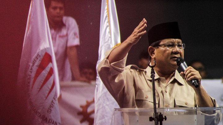 Menebak Langkah Politis Surat Wasiat Prabowo