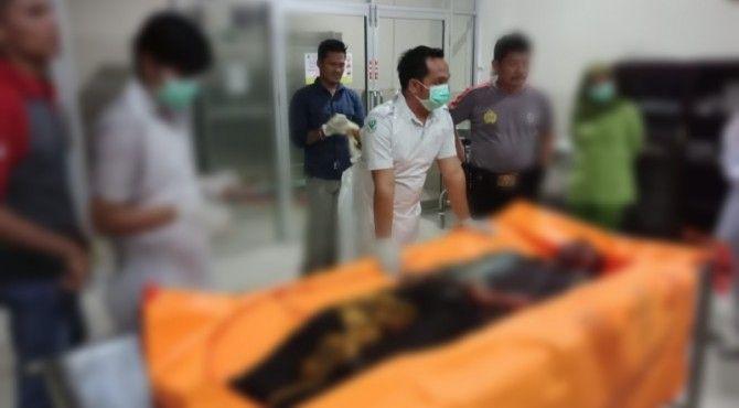 Warga Padang Ditemukan Bersimbah Darah di Muaro Paneh Solok