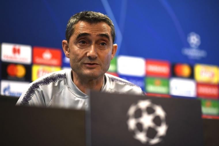 Tugas Valverde Mendewasakan Pemain Barcelona