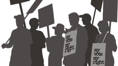People Power Diganti, Kedaulatan Rakyat untuk Apa?