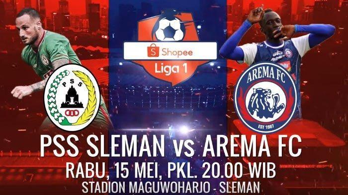 Laga Pembuka Liga 1 Diwarnai Kerusuhan Penonton, PSS Sleman Bungkam Arema 3-1