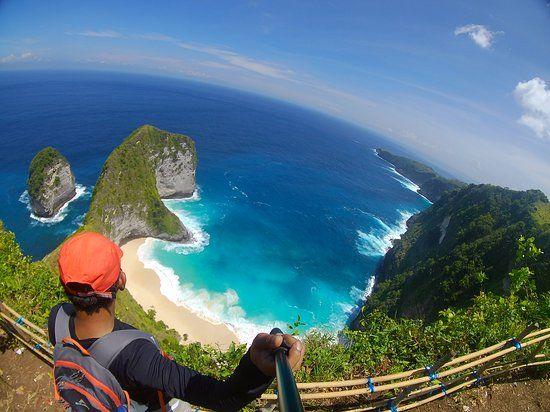 Kelingking Beach Bali, Wisata Trend Kekinian