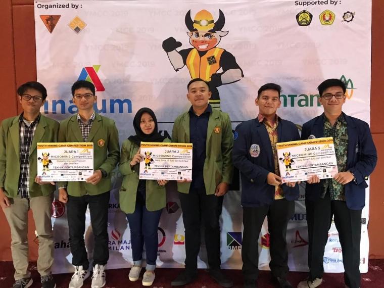 Inilah Pemenang Lomba Micromine Student Competition 2019