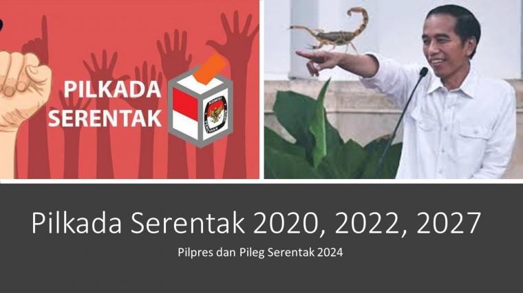 3 Fakta Penting Jokowi dalam Pusaran Pilkada Serentak 2020