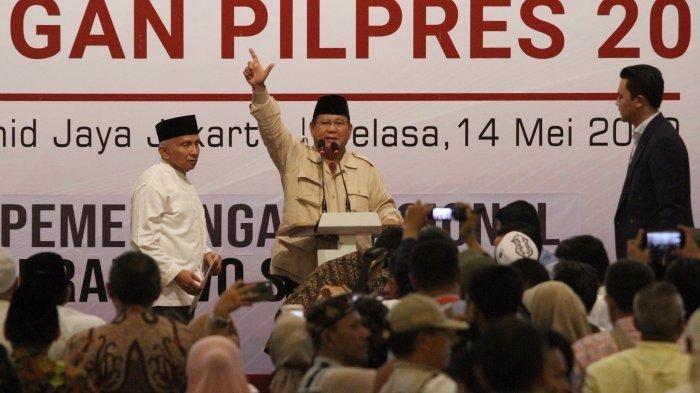 Ketika Kubu Prabowo Terdesak, Putus Asa dan Naif