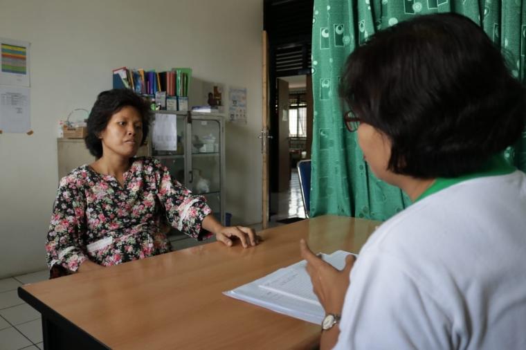 Kawal Pemulihan Trauma, PSP Bhakti Kasih Dorong Pelayanan Sosial dan Psikologis Terhadap Warga Binaan