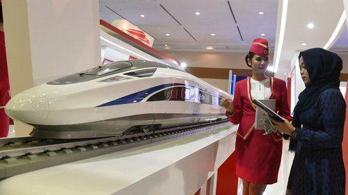 Dengan Kereta Cepat China Akan Kuasai Jawa