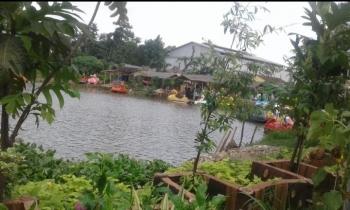Taman Limo Ngabuburit Seru Di Kabupaten Bekasi Halaman All