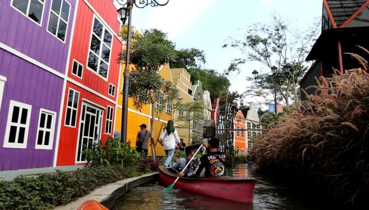 Keliling Mini Eropa di Kota Bogor
