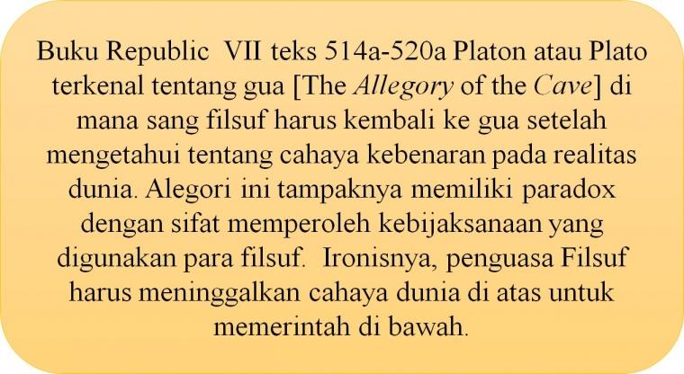 Negara Ideal dan Kritik Platon tentang Demokrasi, Tirani [10]