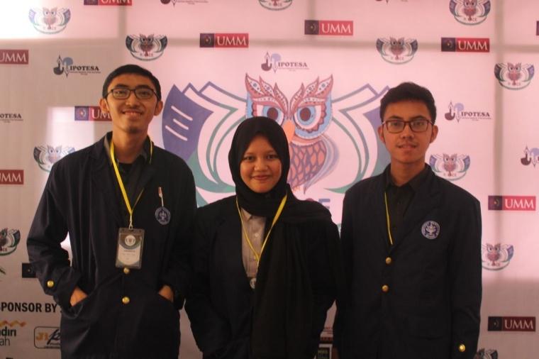 Fahmi Aminur Rijaal , Penemu Penyedap Alami dari Limbah Kepala Belut