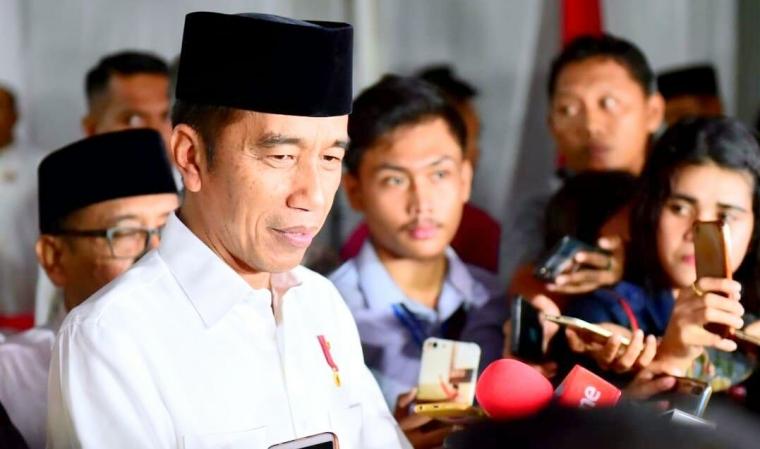 Jokowi Kirim Pesan Penting untuk Prabowo