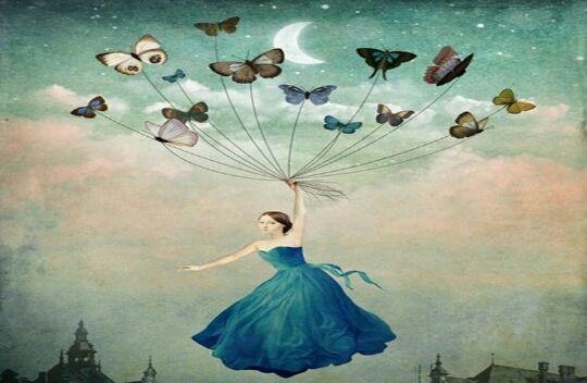 Puisi | Aku Cuma Aku, di antara Seribu Kupu-kupumu yang Dungu