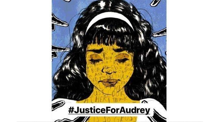 Justice For Audrey vs Audrey Juga Bersalah di Mata Kemanusiaan