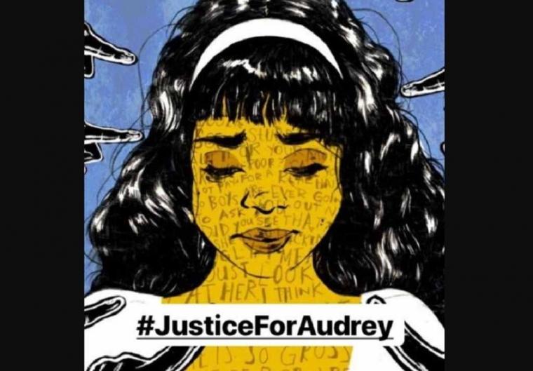 Save Audrey