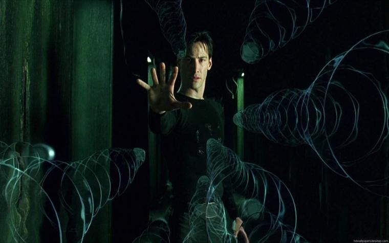 John Wick, Koneksinya dengan Trilogi The Matrix