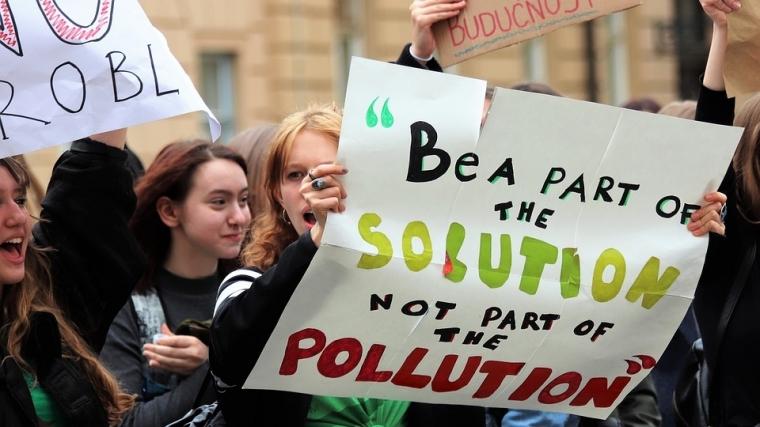 Kadar CO2 Naik Tajam, Kita Lakukan 10 Solusi Ini Sekarang!