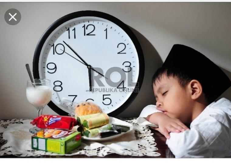 Lima Ribu Rupiah untuk Satu Hari Puasa (Seni Mengajarkan Puasa pada Anak)