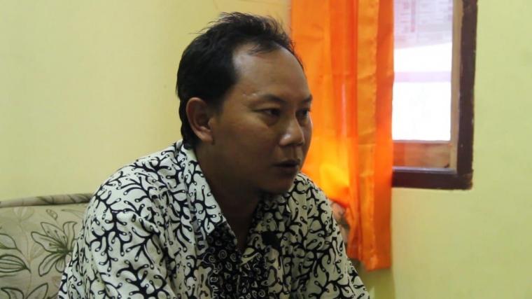 Sosok Abot, Founder TPS 3R Kelurahan Mulyaharja