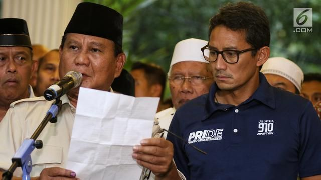 Prabowo Harus Berbesar Hati Menerima