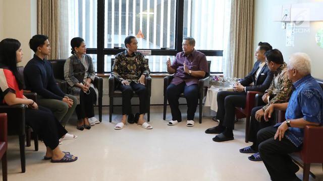Asumsi Penulis: SBY dan Jokowi akan Bertemu Bahas 22 Mei