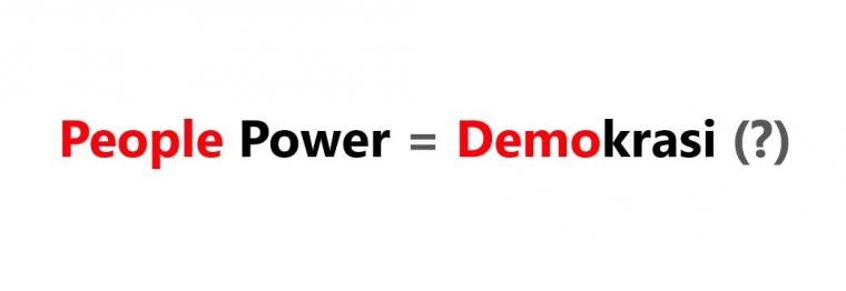 People Power dan Demokrasi