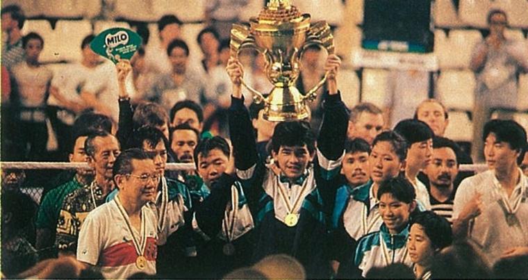 Rasa Indonesia yang Kental di Piala Sudirman