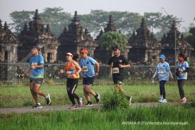 Merunut Mataram Kuno di Mandiri Jogja Marathon