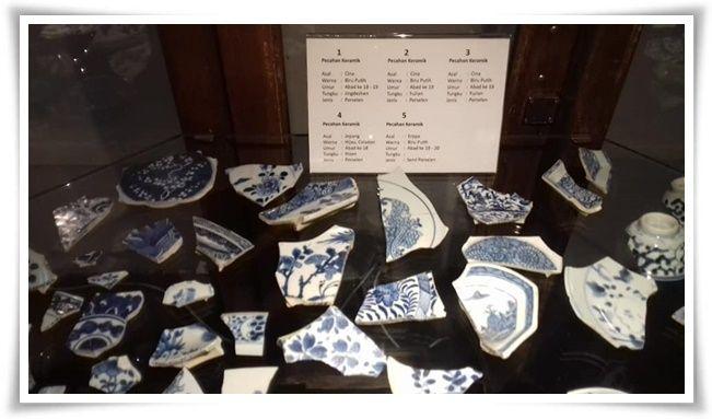 Belajar Keramik Kuno Palsu atau Asli di Museum Seni Rupa dan Keramik