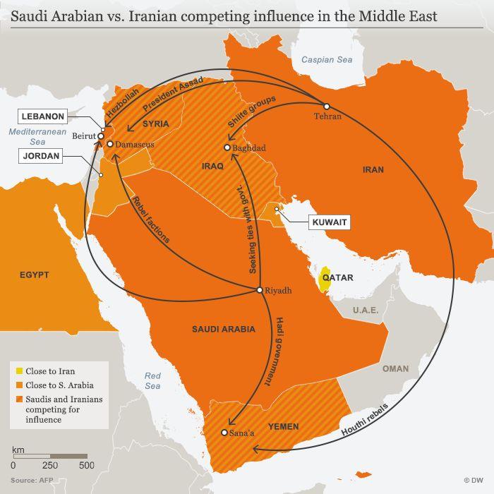 Akankah Konflik Timur Tengah Memicu Perpecahan di Indonesia?