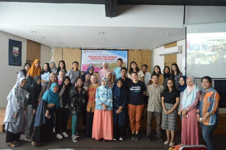 Melirik Kemajuan Unibos Makassar, Hadirkan Pemateri Luar Negeri Ceritakan Luar Angkasa