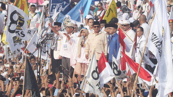 Prabowo di Tengah Orkestrasi Koalisi yang Dis Harmoni