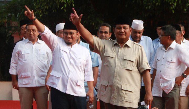 Awalnya Klaim Menang, Kini Kubu Prabowo Tuding Kecurangan