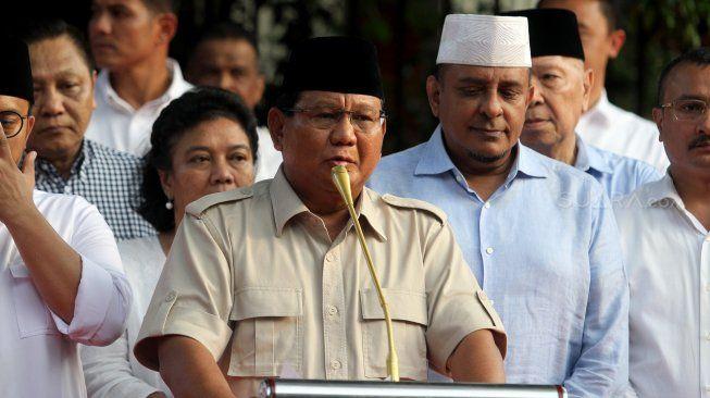 Kemungkinan Tindakan Nekat Prabowo dan Kegagalannya yang Berakhir di Ruang Isolasi