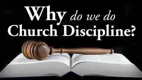 Disiplin Gereja dan Penerapannya
