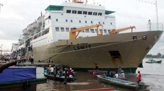 Kebutuhan Transportasi Laut bagi Negara Kepulauan