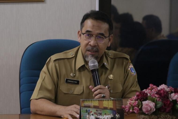 Dinsos DKI Jakarta - BPJS Koordinasi Optimalkan Pelayanan BPJS Bagi Warga Binaan