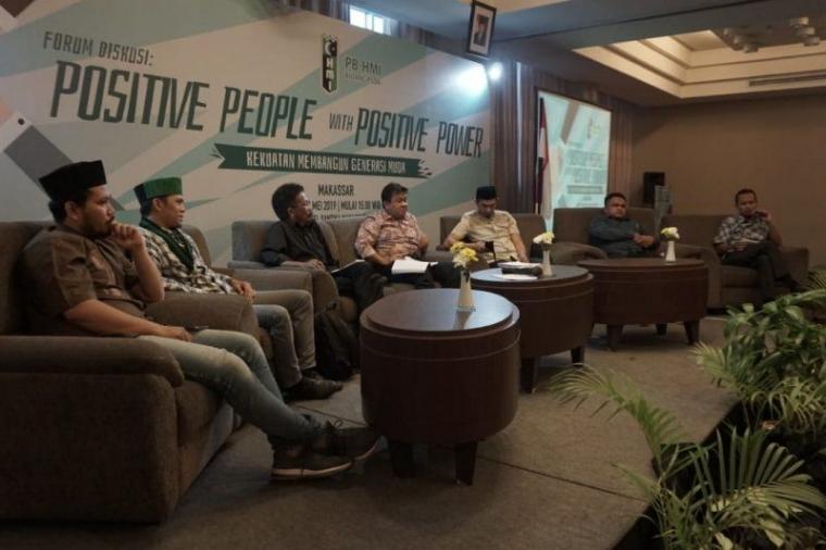 Mahasiswa Islam Tolak Makar